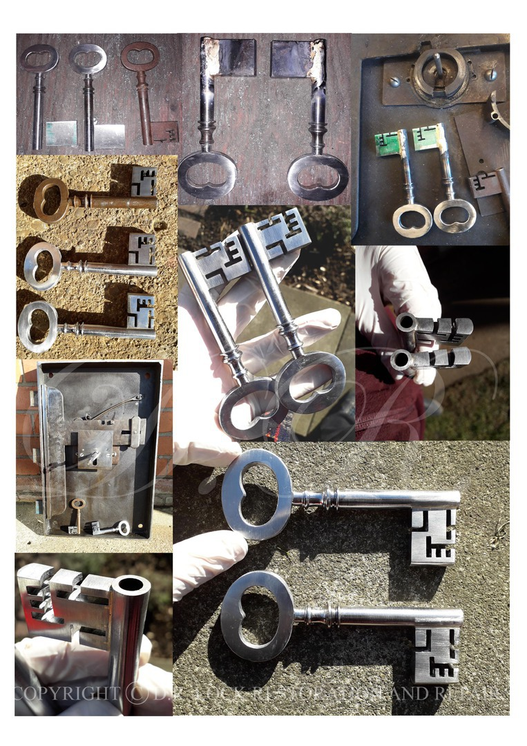 D  R  Lock Restoration and Repair - Products